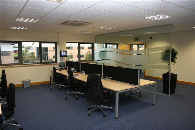 Office Fit-out in Warrington