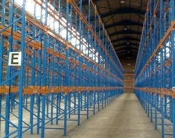 Racking for Warehouse  Storage & Transport Company in St Helens