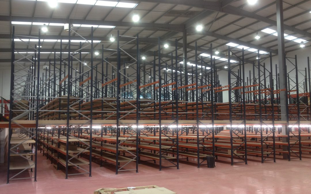 Multi Level Picking System for a Manchester based Online Fashion Retailer