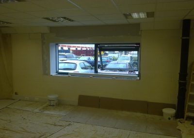 Dry-Lining to Complete