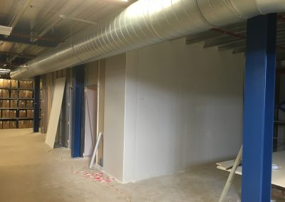 Plasterboard Partitons