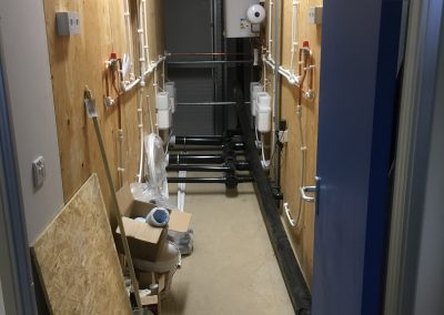 Central Maintenance Room