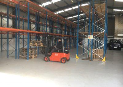 Building height utilised