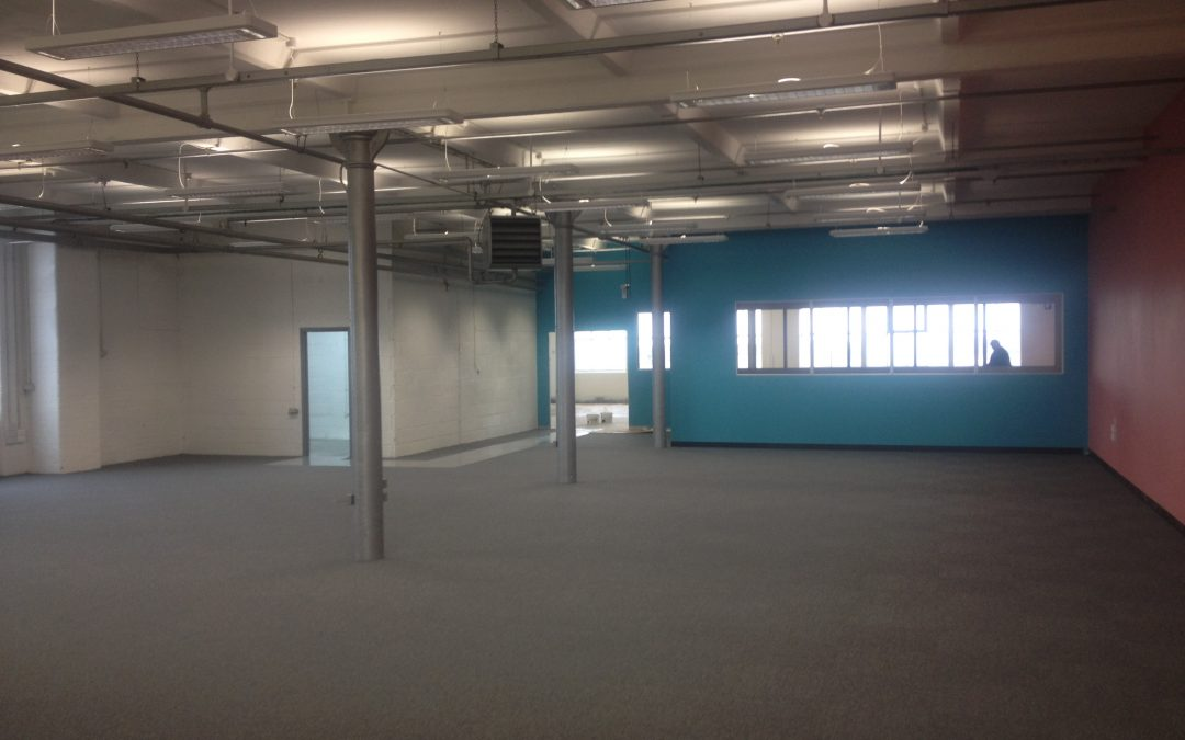 Old Mill Office Fit Out